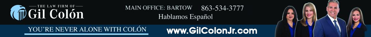 Abogado Gil Colón