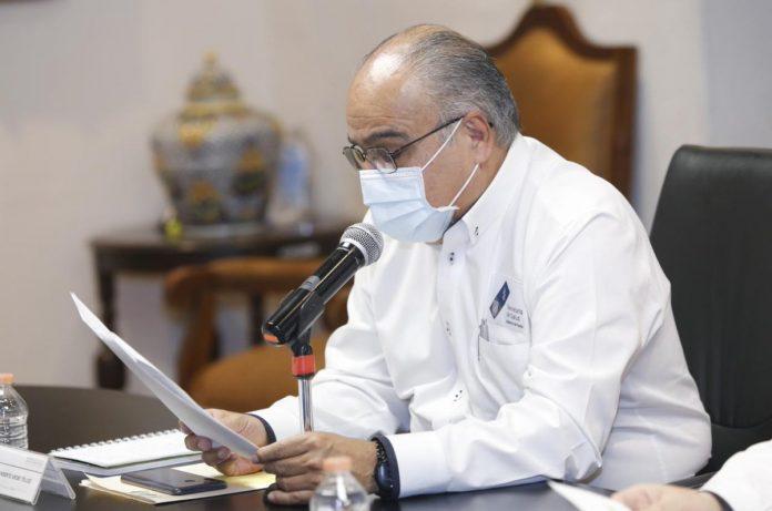 Puebla en las Ultimas 24 Horas Reporta 123 Casos Positivos de COVID19