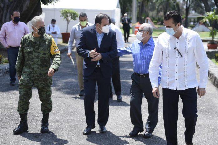 Cuauhtémoc Blanco Gobernador de Morelos