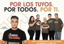 Jaime Camil se une a los sobrevivientes de cáncer en un nuevo PSA