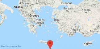 Terremoto de 6.7 en Grecia