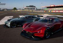 Mazda estrena auto de carrera virtual, el RX-Vision GT3