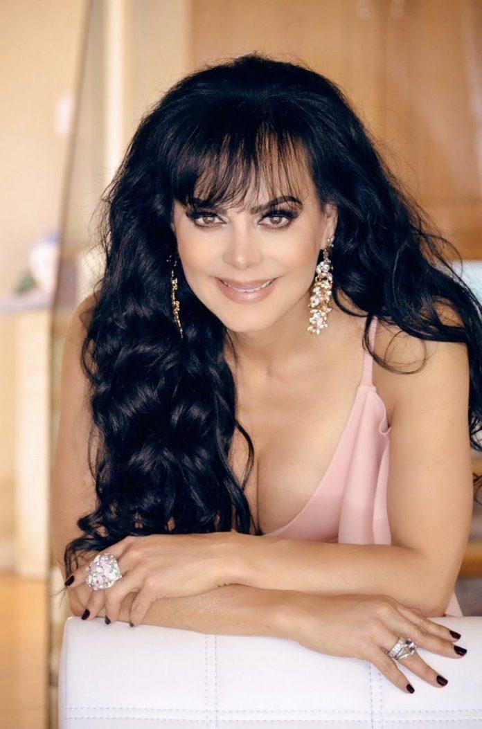 Maribel Guardia una actríz muy sexy