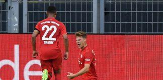 ¡Liderato Extendido! Bayern Vence en Dortmund