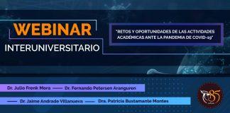 UAG organiza foro virtual