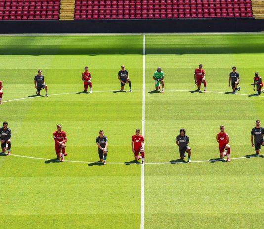 Liverpool unido contra el racismo