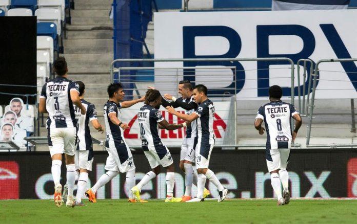 3-1. El argentino Funes Mori firma doblete en el triunfo del Monterrey