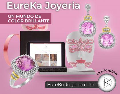 EureKa Joyería es una tienda especializada en joyas refinadas y artesanales.