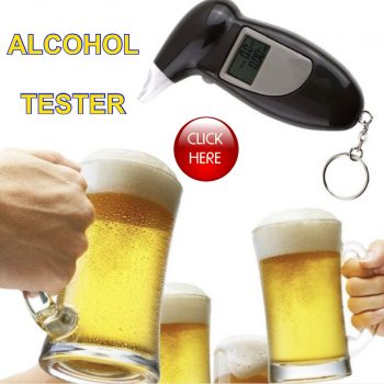 Alcohol Tester Click Cvza